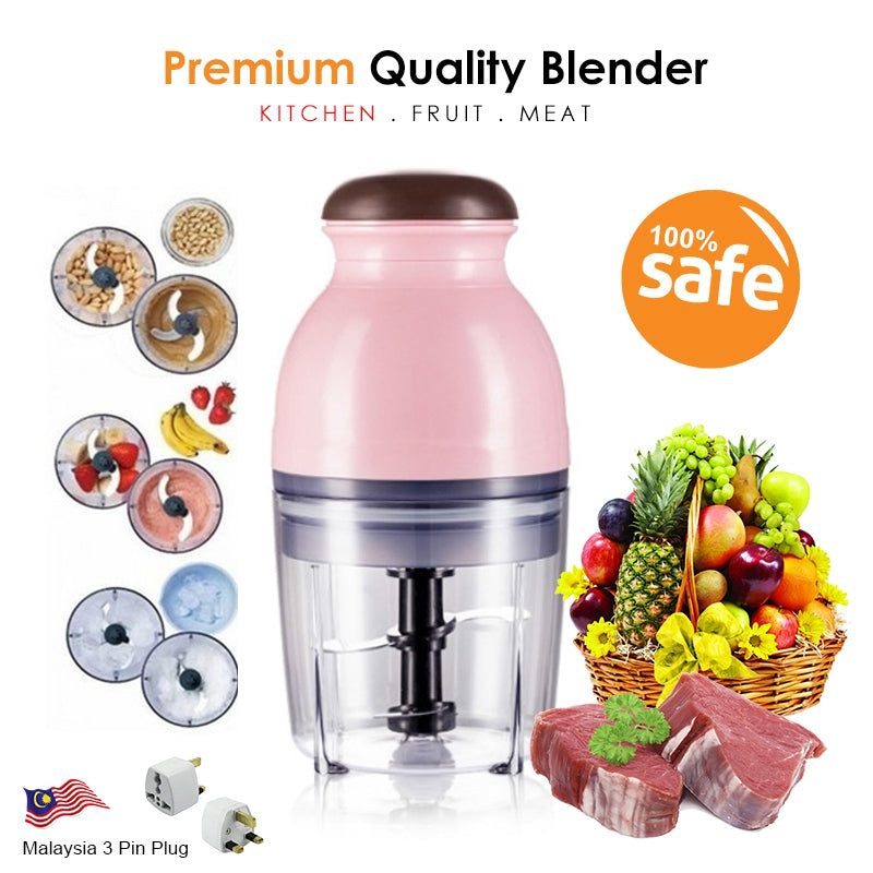 Multifunction Electric Blender / Food Processor