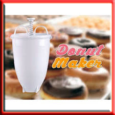 DOUGHNUT DISPENSER / MAKER
