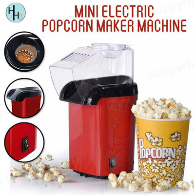 PREMIUM MINI POPCORN MAKER | LIMITED EDITION