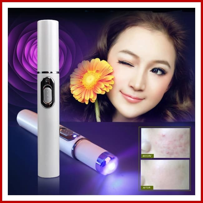 BLUE LIGHT SKIN ACNE THERAPY PEN