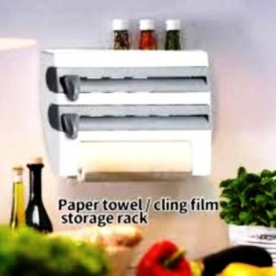 Premium Grade 4-in-1 Kitchen Dispenser Tool
