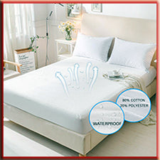 WATER PROOF BED SHEET / MATTRESS COVER