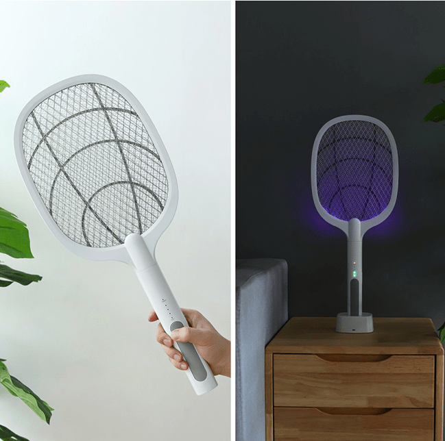 Ezswatter™ 2-IN-1 Electric Swatter & Night Mosquito Killing Lamp