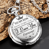 Pocket Watch for Son