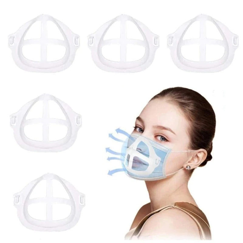 Guardize - 3D Breath Mask Support