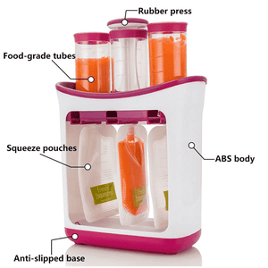 Squeeze - DIY Healthy Baby Food Station