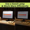 FusionMade - LED Monitor Lamp