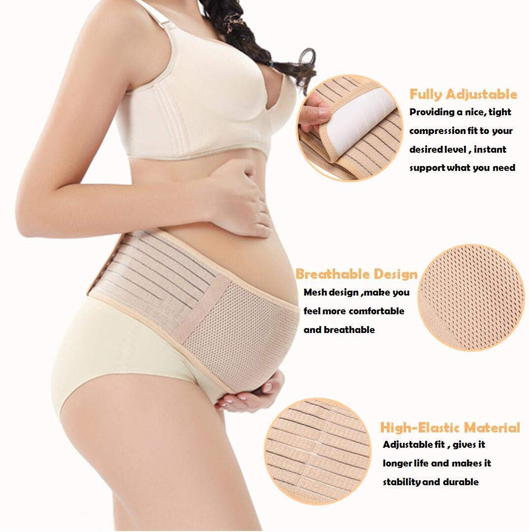 Spotzie™ Pregnancy Hip & Back Saver Belt