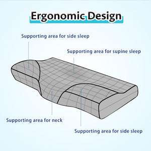 Cloud - Contour Orthopedic Pillow