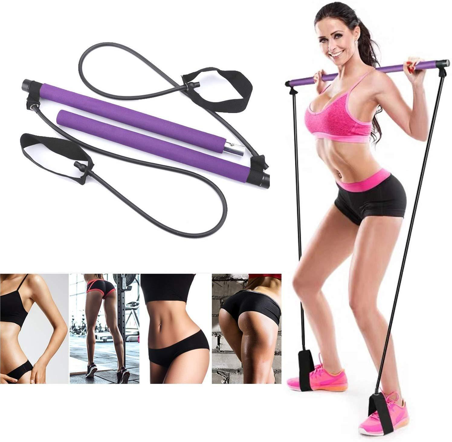ForeverFit™- Pilates Exercise Bar