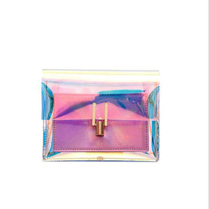 Ariel - Holographic Crossbody Bag