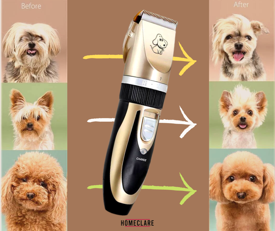 Safely Groom Your Dog's Hair With Ease! - FREE SHIPPING