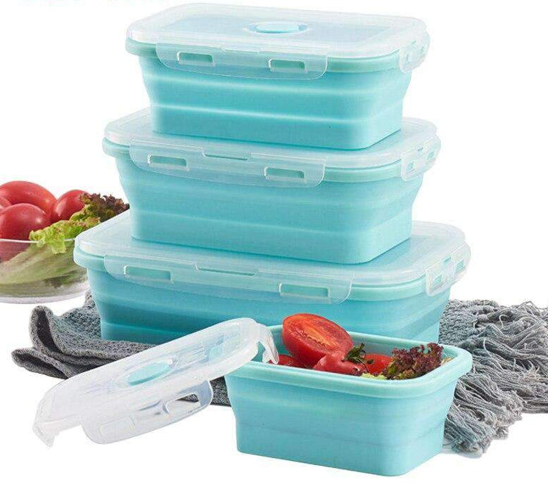 Lunchpad - Retractable Silicone Lunchbox