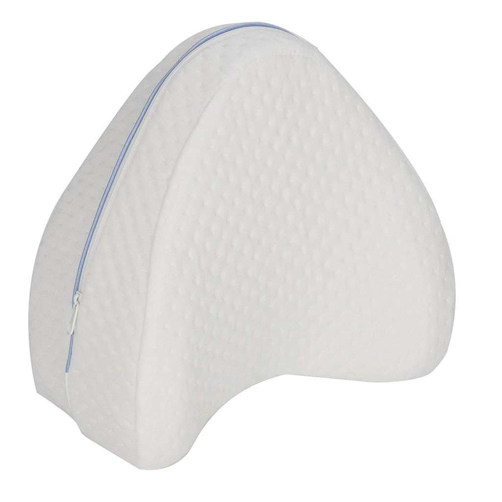 Comfort Wedge - Orthopedic Leg Pillow With Memory Foam