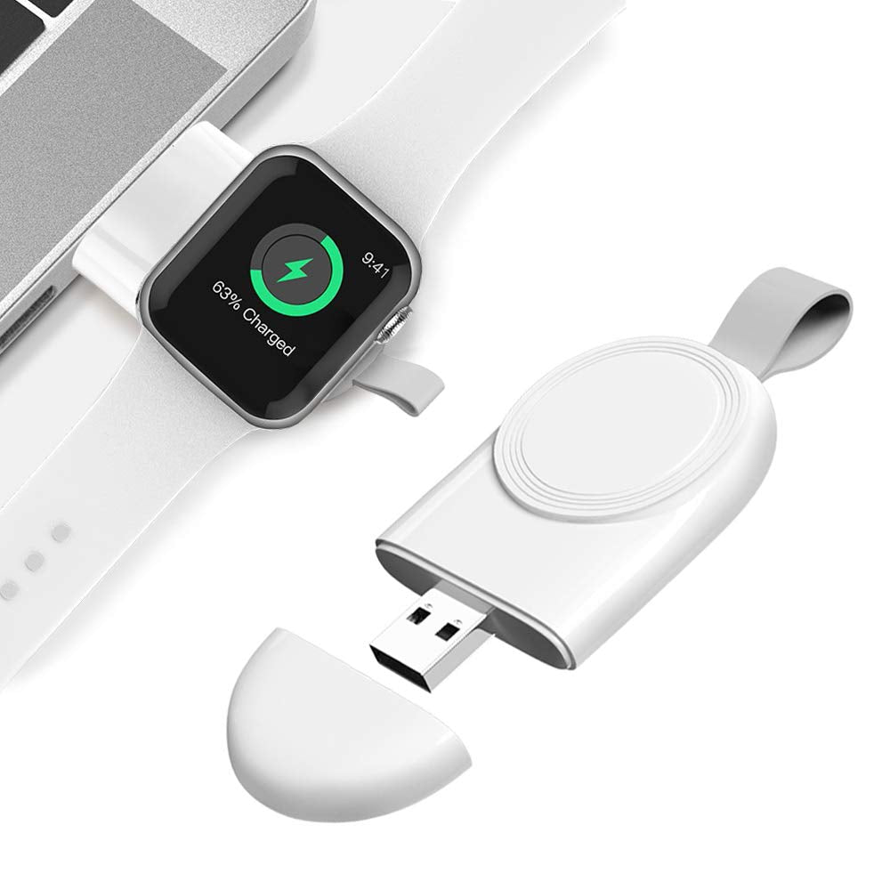 PowerAid - Portable USB Apple Watch Charger