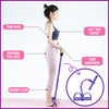 Commit2Fit - Pedal Resistance Band