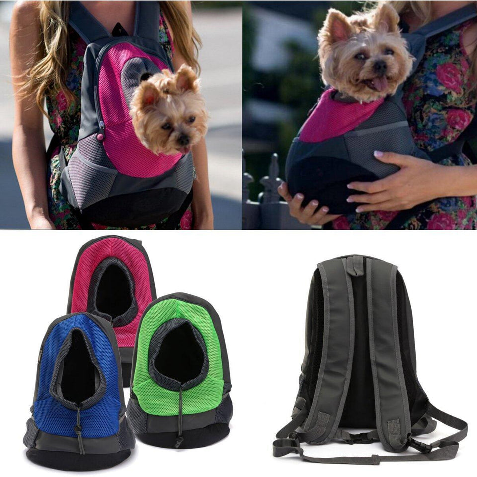 Portable Pet Backpack