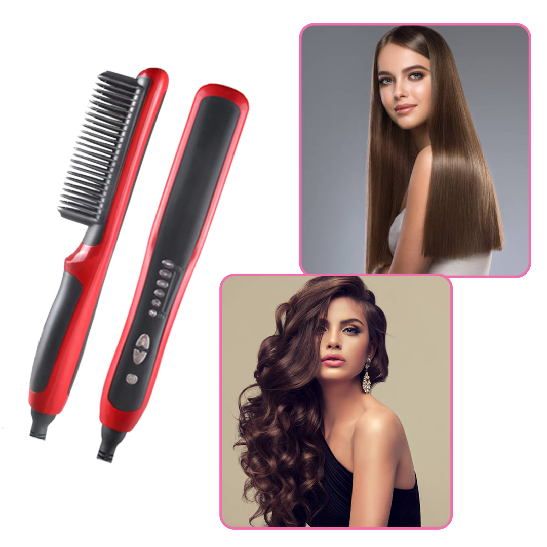 BeautyLike - Hair Straightener & Curler