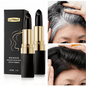Grey Hair Coverage Temporary