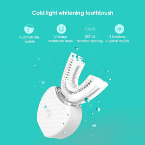 Hands-Free Toothbrush (360° Cleaning & Whitening) - Dealniche
