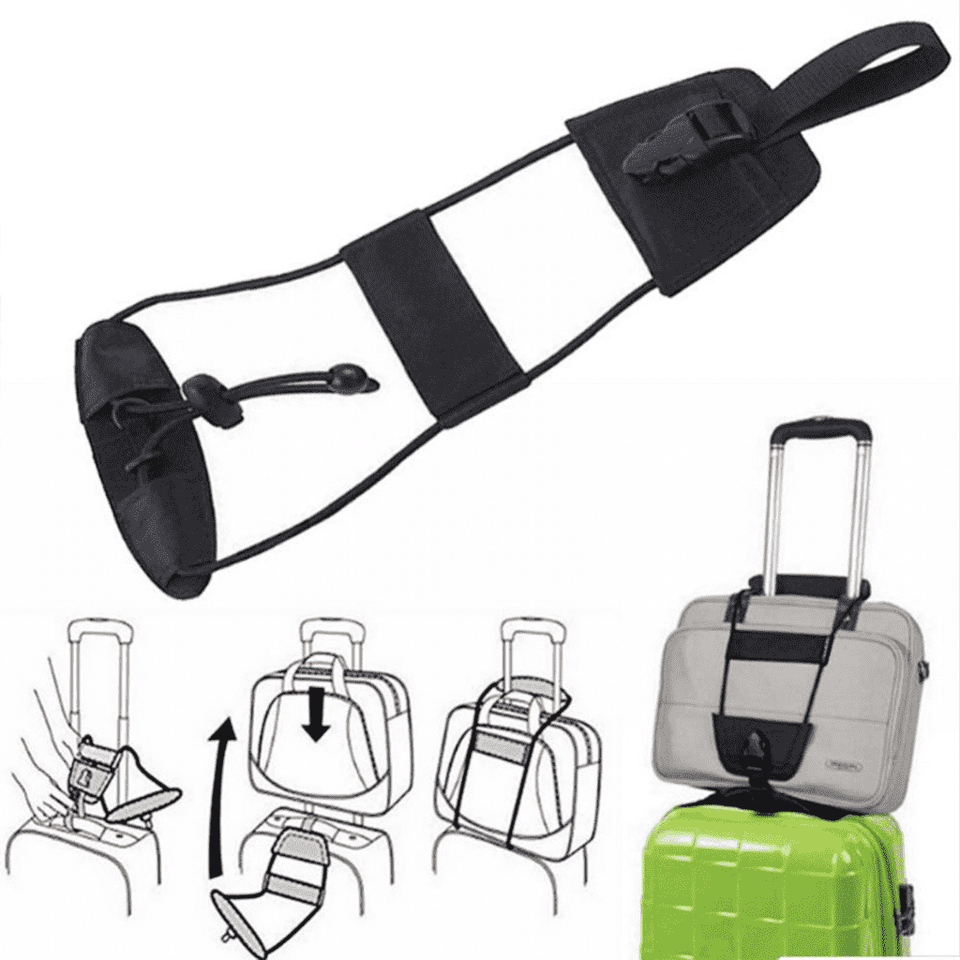 Suitcase Bag Bungee x 2
