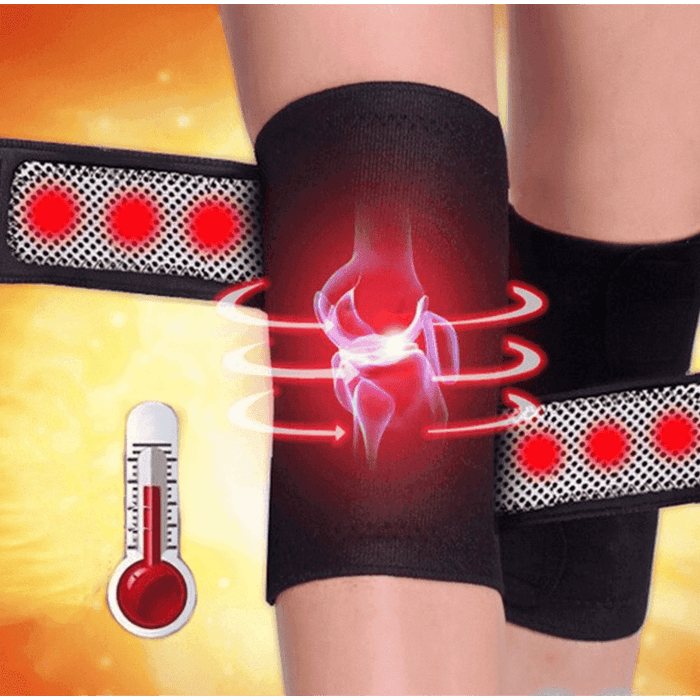 Self Heating Knee Brace