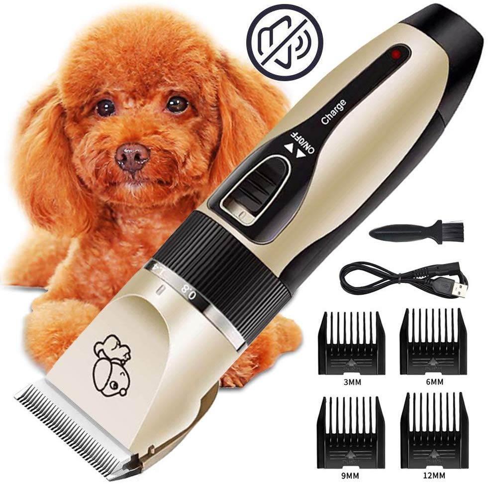 Groomednfresh - Safely Shave Your Dogs Hair With Ease -4059