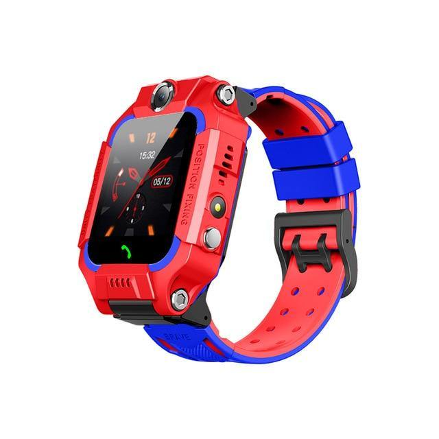 Kid Smart Watch LBS Position Location SOS Dual Camera Phone Smart Baby Watch. - Mobile Wear Store