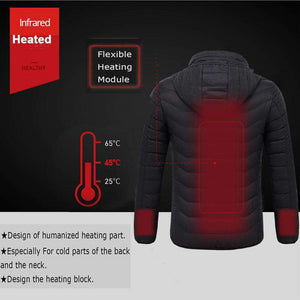 USB Heated Jackets - Womens