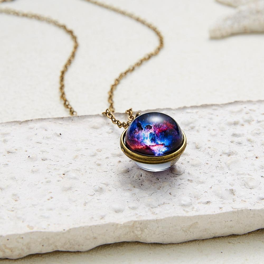 Astrix - Galaxy Universe Necklace
