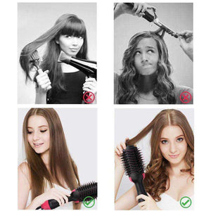 FabHair - Hair Dryer & Brush