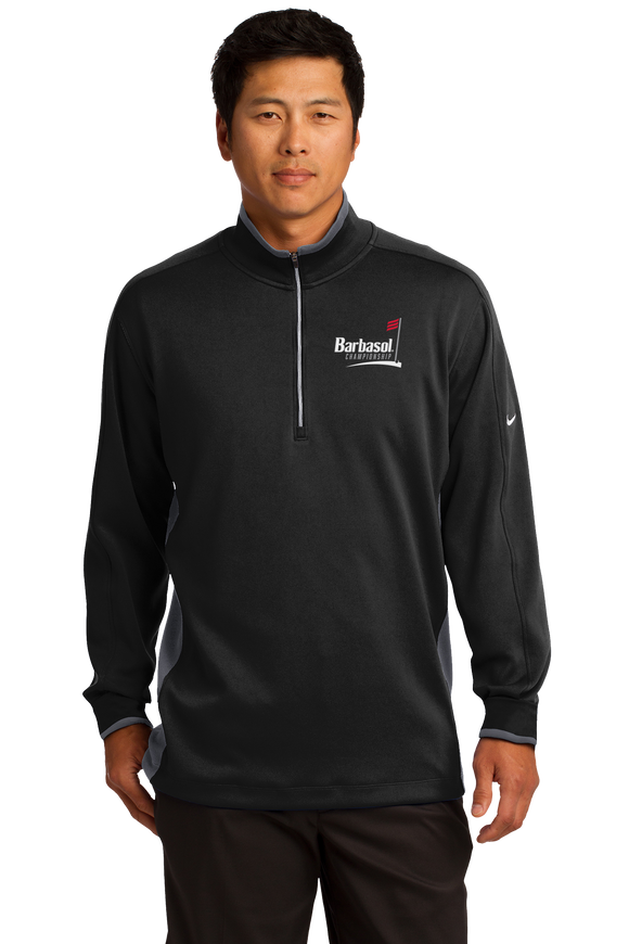 Nike Golf Dri-FIT 1/2-Zip Cover-Up