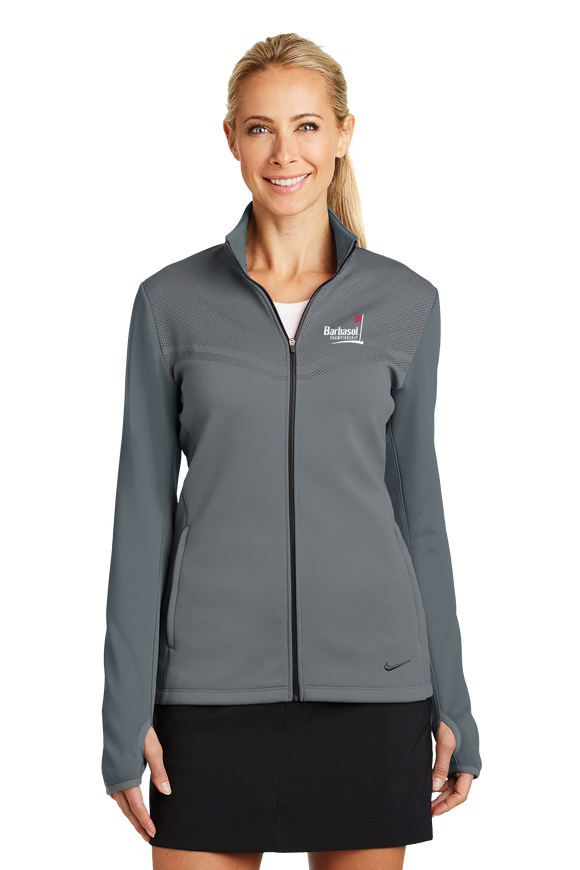 Nike Golf Ladies Therma-FIT Hypervis Full-Zip Jacket