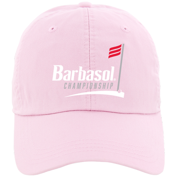 Ahead Vintage Adjustable Fit Hat - Pink