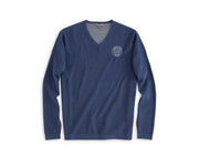 Marquis x Peter Millar V-Neck Sweater