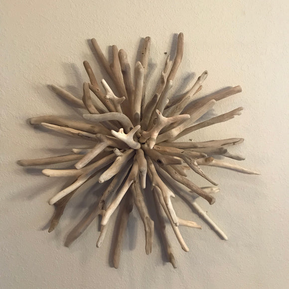 Driftwood Sunburst / Wreath