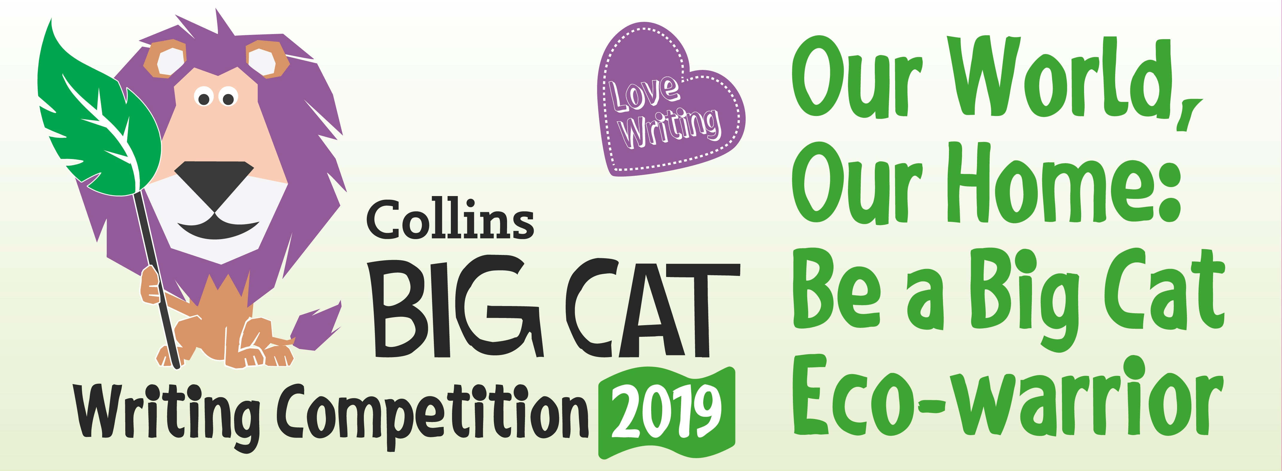 Click here to find out more about the Collins Big Cat Writing Competition 2019!