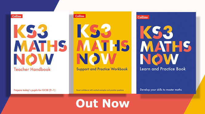 Click here to find out more about KS3 Maths Now