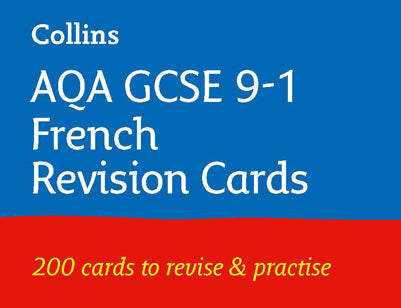 New GCSE 9-1 revision cards