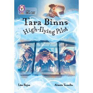 Tara-Binns-High-flying-Pilot-Sample-1 Chapter Books - Years 3-6 COPPER  |  Literacy Resources for Primary and Secondary Education | Lioncrest Education