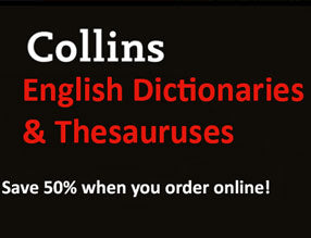 Collins Dictionaries & Thesauruses