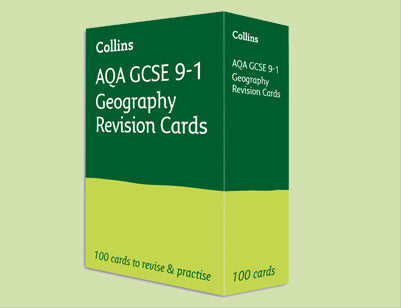 GCSE 9-1 Revision Cards