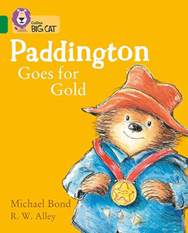 Paddington for Gold cover