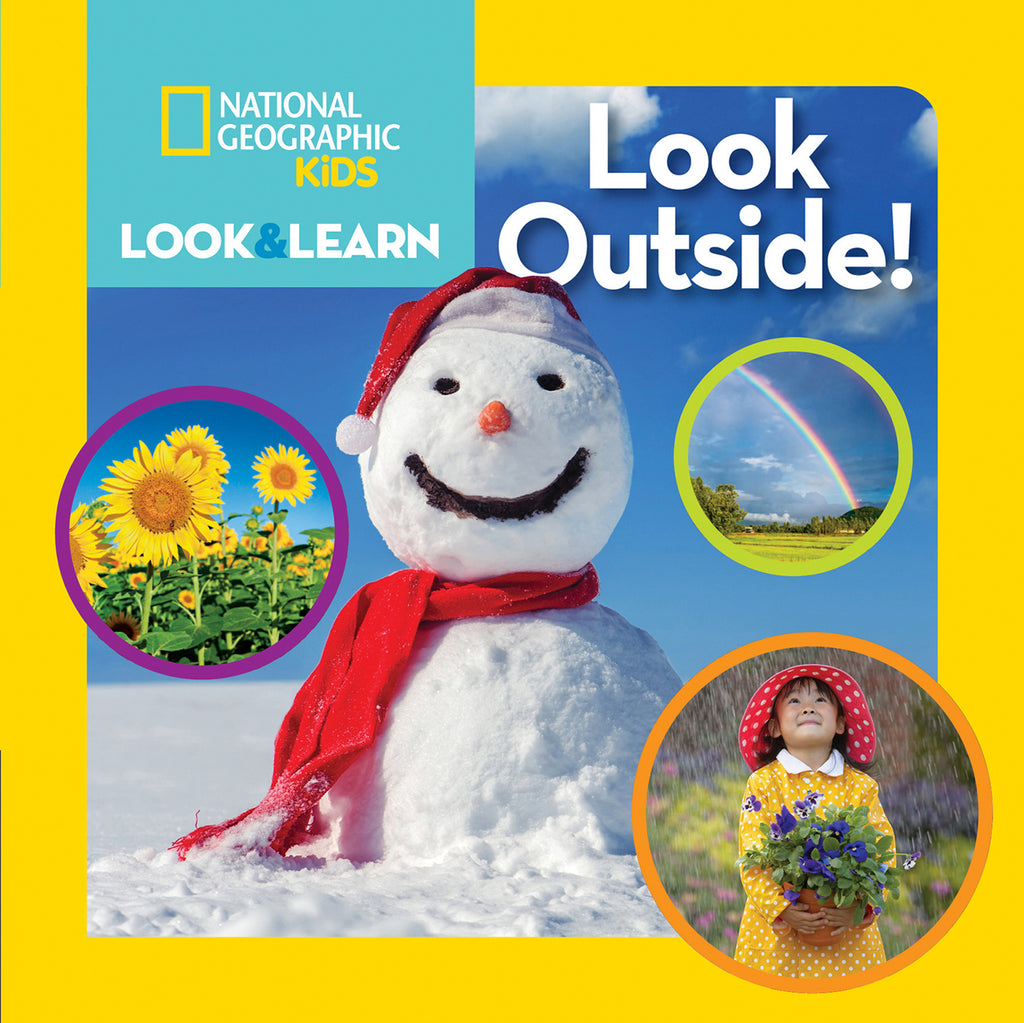 Look&Learn — LOOK AND LEARN: LOOK OUTSIDE!