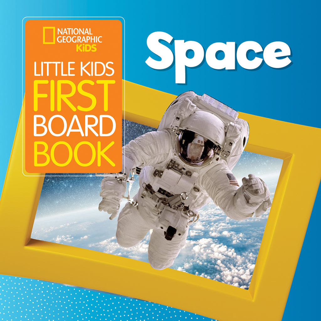 Little Kids First Board Book — SPACE