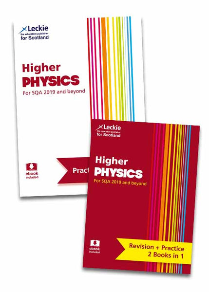 Higher Physics Catch-up Bundle
