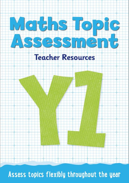 Topic Assessment - Year 1 Maths Topic Assessment: Online download : Maths KS1