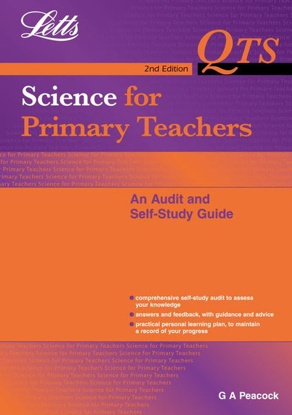 Letts QTS - QTS: Science for Primary Teachers