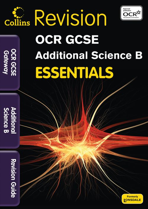 Collins GCSE Essentials - OCR Gateway Additional Science B:Collins Online Learning 1 Year edition