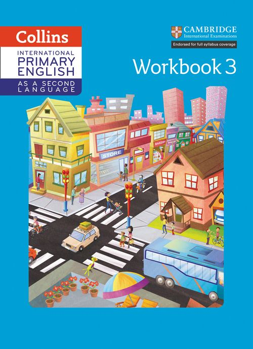 Collins Cambridge International Primary English as a Second Language - International Primary English as a Second Language Workbook Stage 3